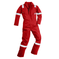 Riggmaster Coverall Red